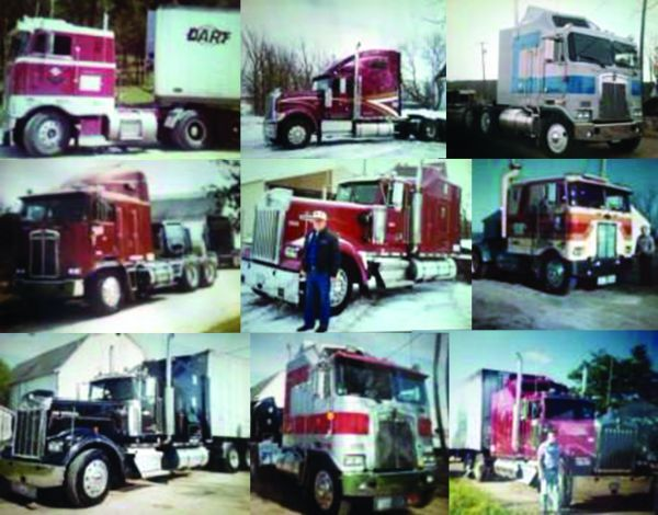 Image result for herb rauschnot dart trucking