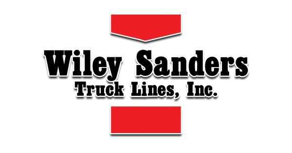 Wiley Sanders Truck Lines, Inc.